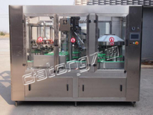 Aluminum Foil Sealing Filling machine for coconut beverage