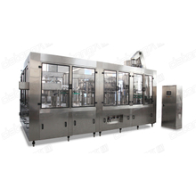 PET Bottle Carbonated Drink Filling Machine From Plant